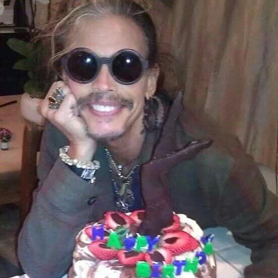 Happy Birthday Steven Tyler Of Aerosmith