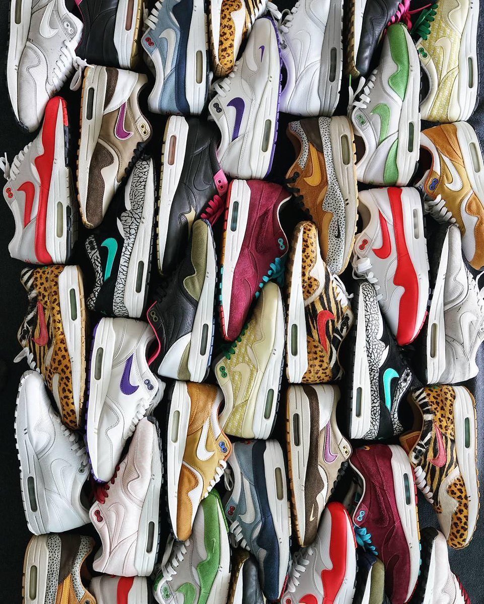 Happy #AirMaxDay!   If you could only choose one?🤔  Photo: Noah Bieri...
