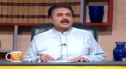 Khabardar with Aftab Iqbal  - 26th March 2017 - Comedy Show thumbnail