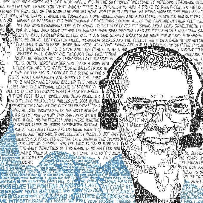 Happy Birthday to the late broadcast legend, Harry Kalas!