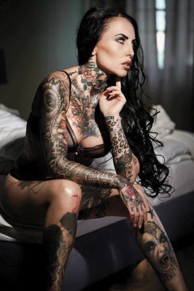 TattooModels on Twitter: ★ Makani Terror ★ https://t.co