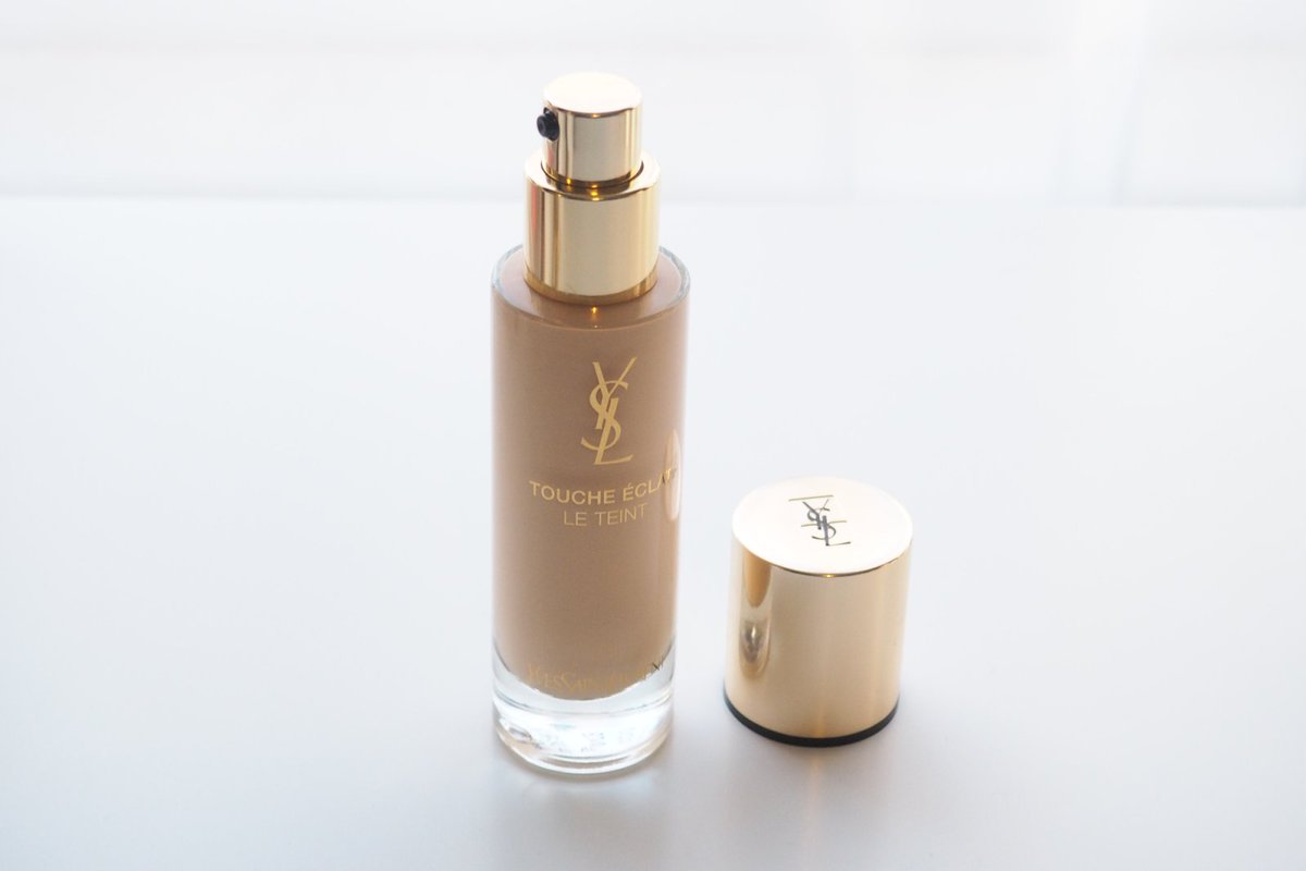 Review: @yslbeauty Touche Éclat Le Teint Foundation  http:// buff.ly/2mDiOti  &nbsp;   #bbloggers <br>http://pic.twitter.com/0uHzLswixU