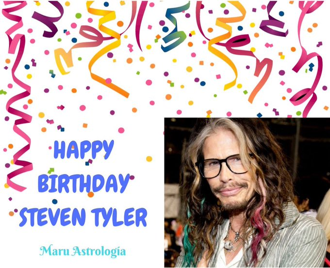 HAPPY BIRTHDAY STEVEN TYLER!!!!