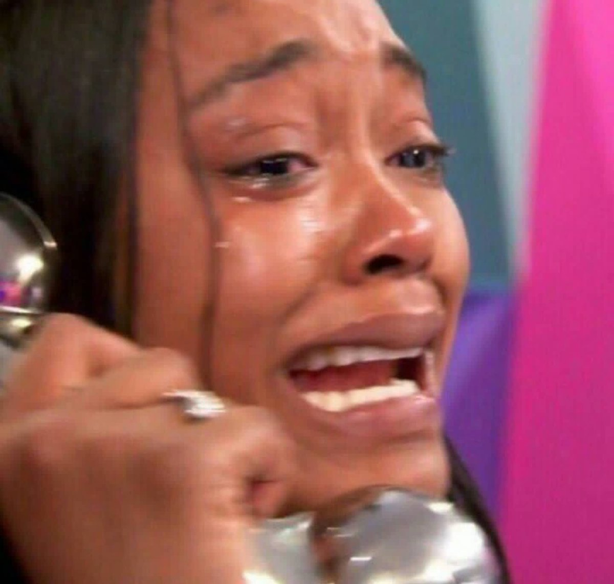 me calling my best friend when the smallest inconvenient thing happens to me
