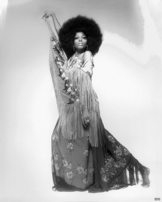Today\s Dream Girl:  the ambitious & creative Diana Ross!  Happy Birthday to a Queen.