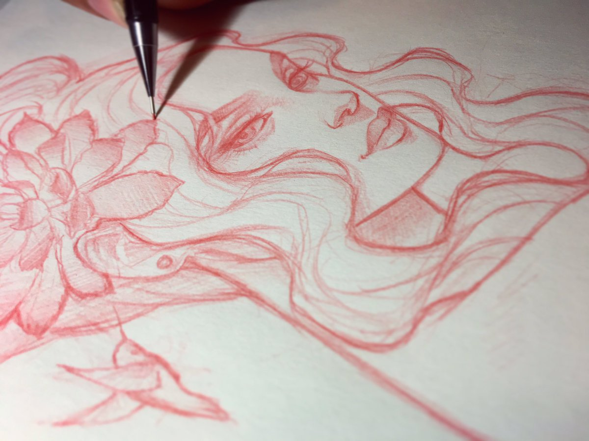 Glenn Arthur On Twitter Sundays Are For Sketching Wip Sketch Succulents Glennarthurart