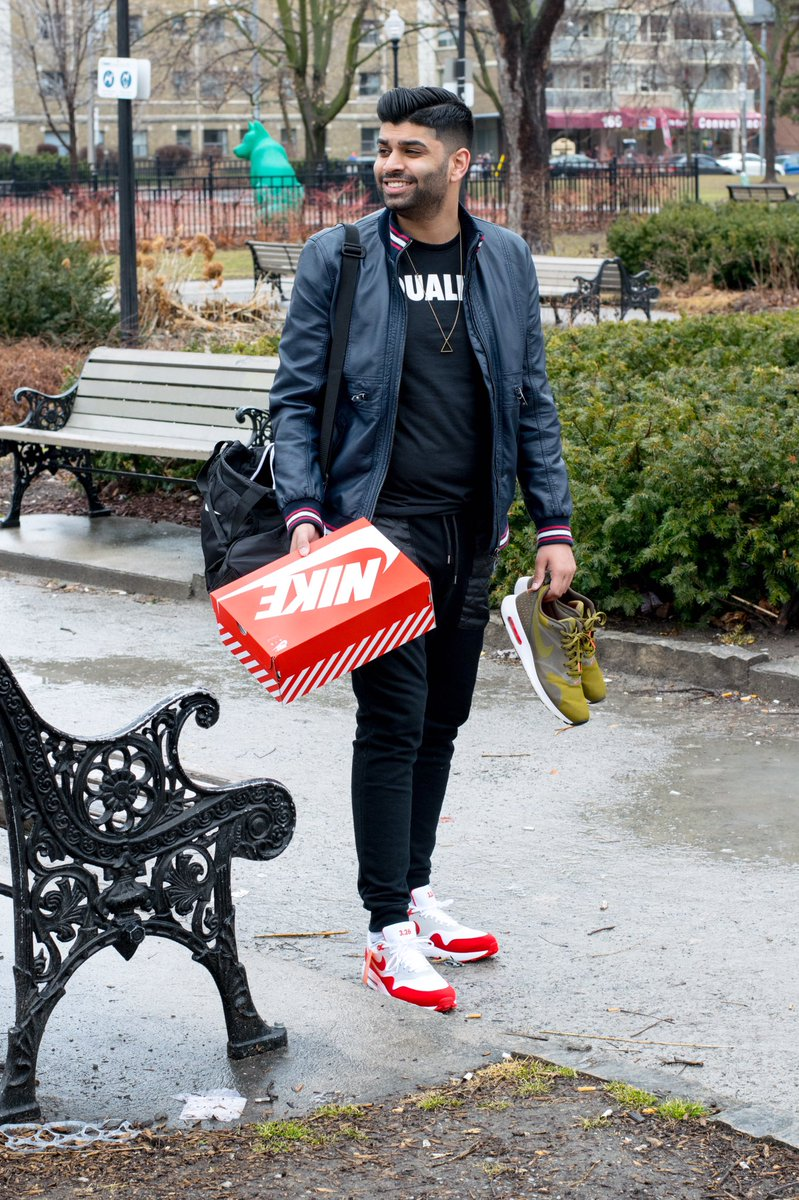 The benchmark\'s been set.   #ShareYourAirKDC #airmaxday #airmax