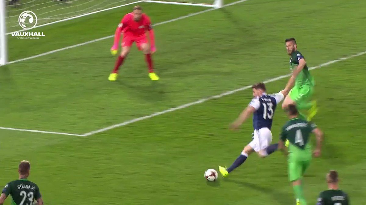 SCOTLAND | Watch Chris Martin's late winner and read about what he had...