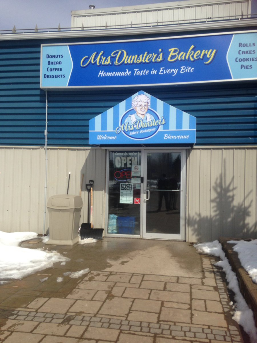dunsters donuts sussex nb