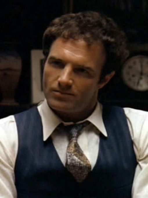 Happy Birthday to the fabulous James Caan, one of my first movie crushes on someone still alive.