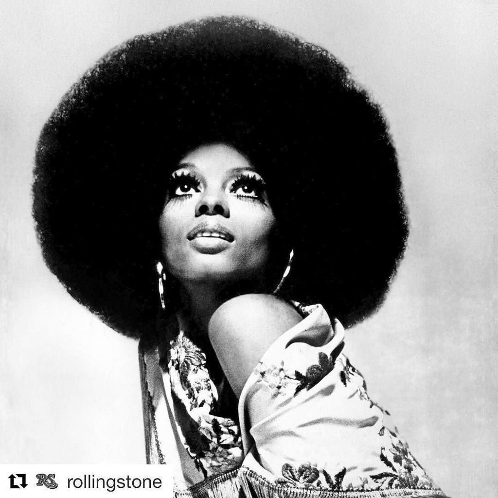 Happy birthday Diana Ross! Born in Detroit, Ross grew up singing