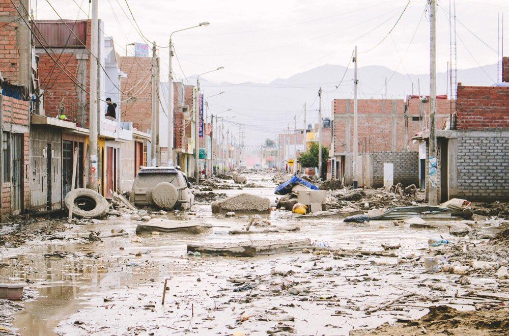 Resultado de imagen para devastated places