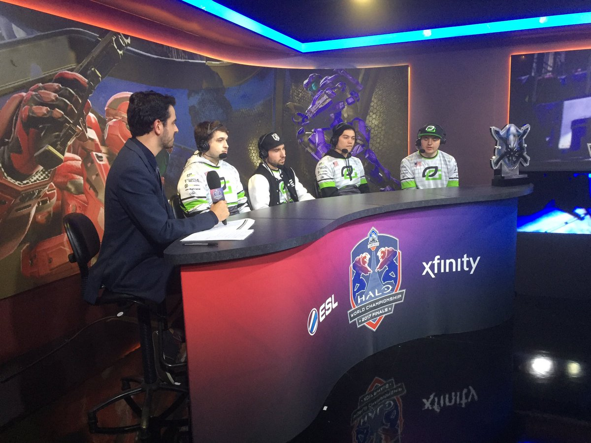 Congratulations to @OpTicGaming for taking 1st place and $500,000 at the 2017 Halo World Championship! https://t.co/f1h5eJtsAG