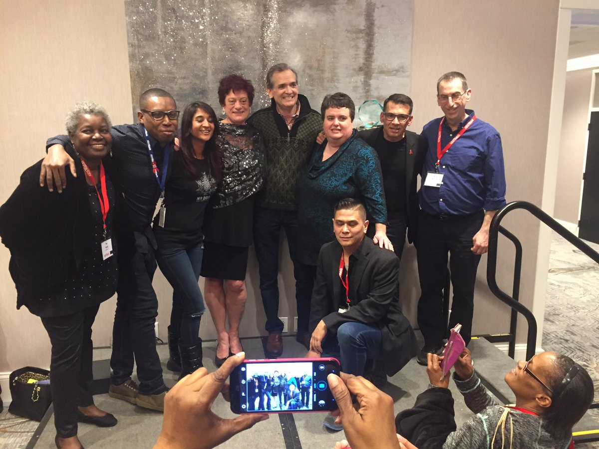 #AIDSWatch leaders welcome participants #HIV https://t.co/vMlQXqYWIU