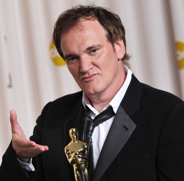 Happy 54th Birthday to one of the most iconic visionaries of the past 30 years..  Quentin Tarantino