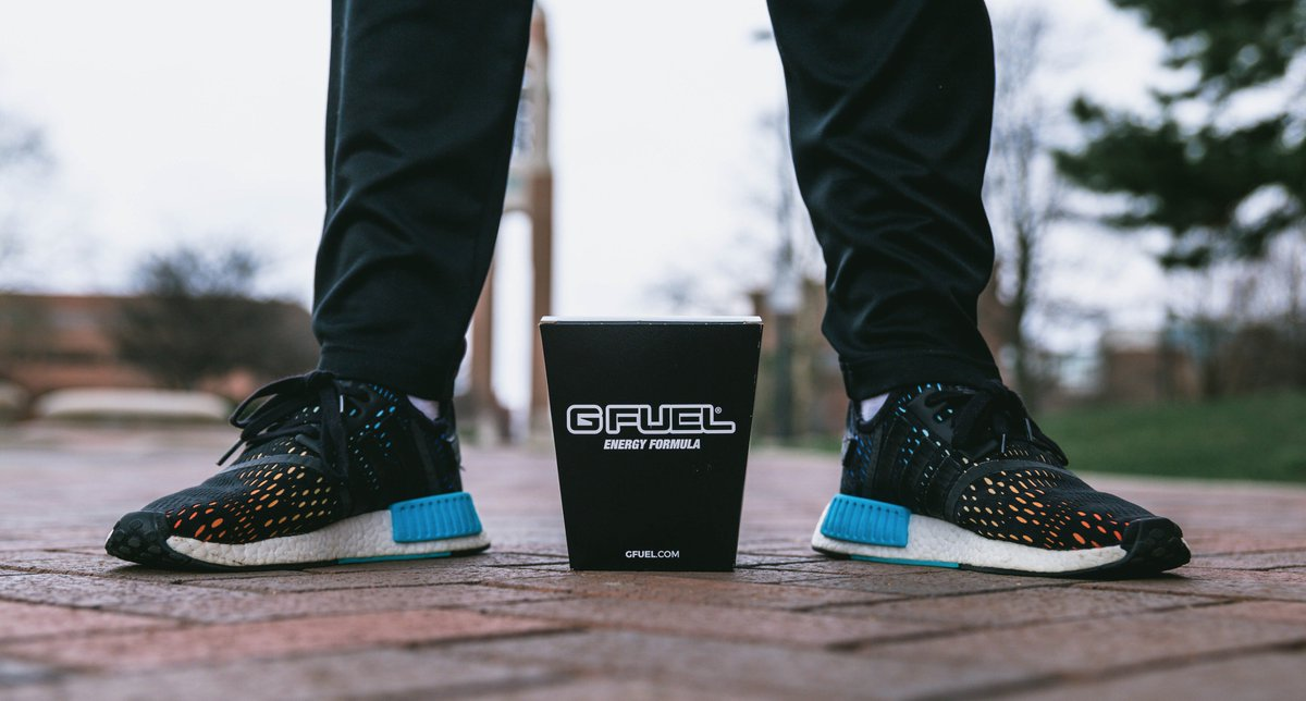 Hi! I've got a delivery for @GFuelEnergy? Please sign here. https://t....
