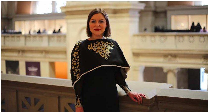 Women around the world are #wearingIrish and here's why https://t.co/CAsvdJHnjq https://t.co/E6cPgDzBWr