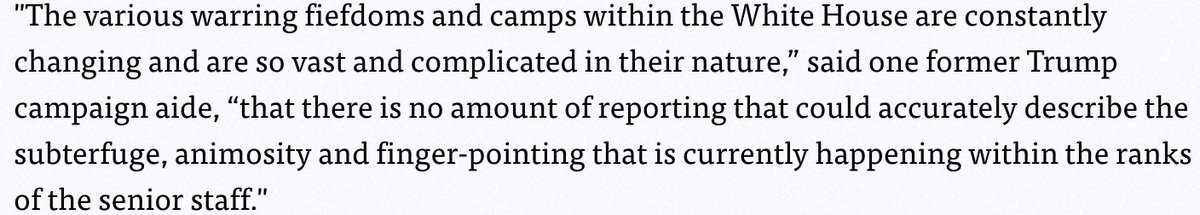 This sounds like a fun place to work.   @politicoalex