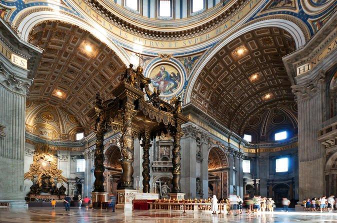 Catholic sat on twitter st peter 39 s basilica is the for Exterieur basilique saint pierre