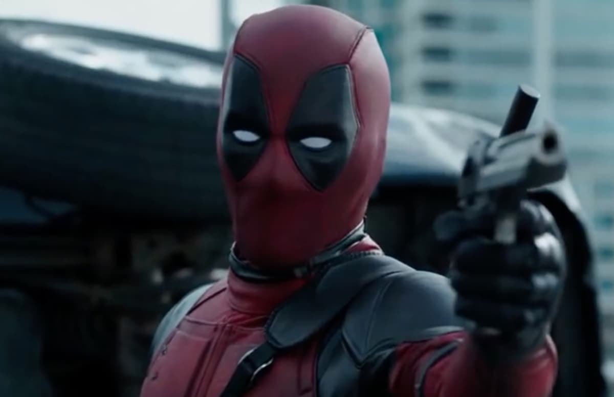 Here\'s the latest update on \'Deadpool 2.\'