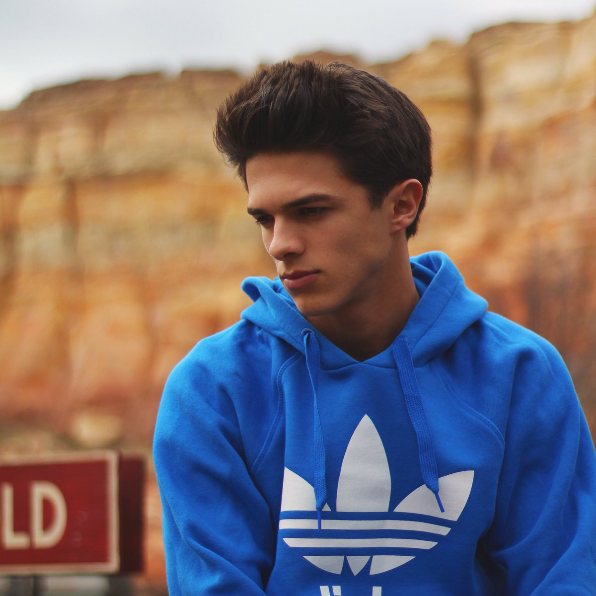 brent rivera on twitter looking really serious so i can get a cool