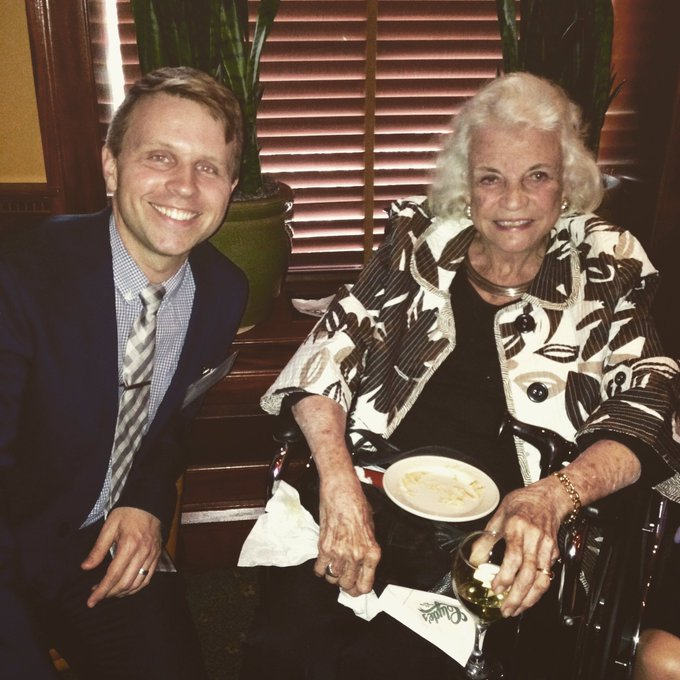 Happy birthday to Sandra Day O Connor, who served on SCOTUS for 25 years.
