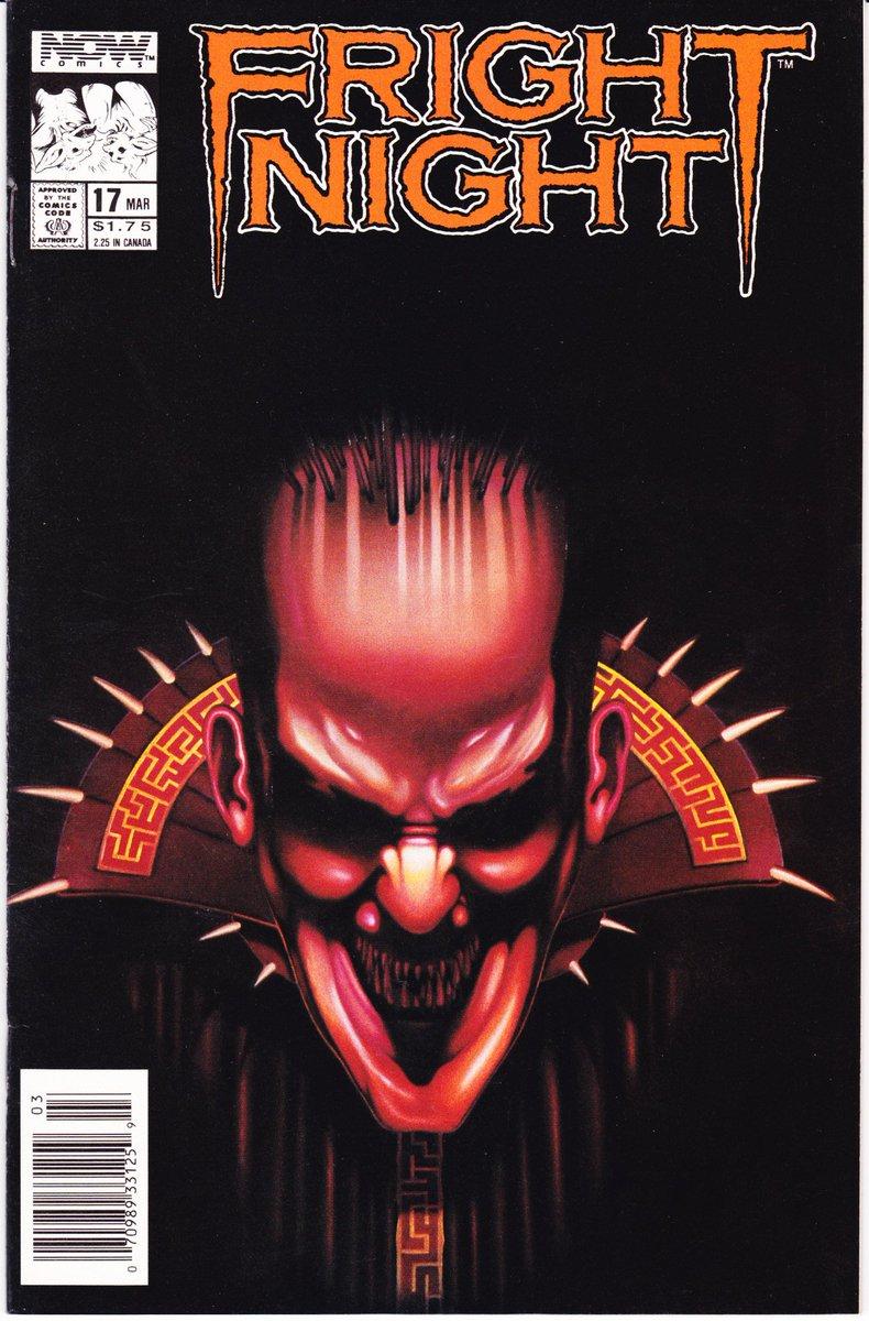 #FrightNight 15 16 17 18 Comic Lot  http:// etsy.me/2nqCgrT  &nbsp;   1990 #HorrorFan #HorrorMovies #ComicBooks #Vampires #Vampire #Blood #Evil #Comics<br>http://pic.twitter.com/5hsKuagVMT