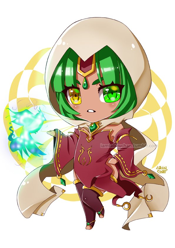Commissioned Work: Iba, Léo D. Andrade&#39;s character.  #chibi #commission #anime #manga @TheArtBond @wikicomissions #cute #adorable<br>http://pic.twitter.com/vJIHrgZZDi