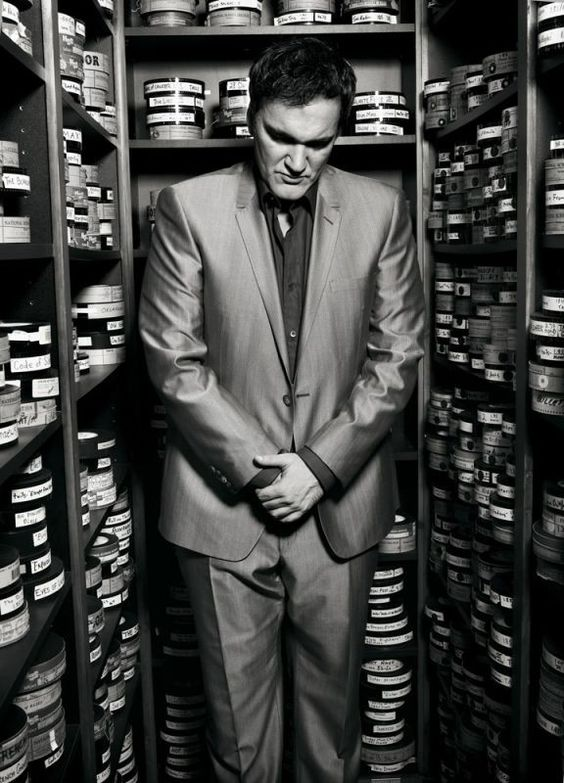 Happy 54th Birthday to Quentin Tarantino!