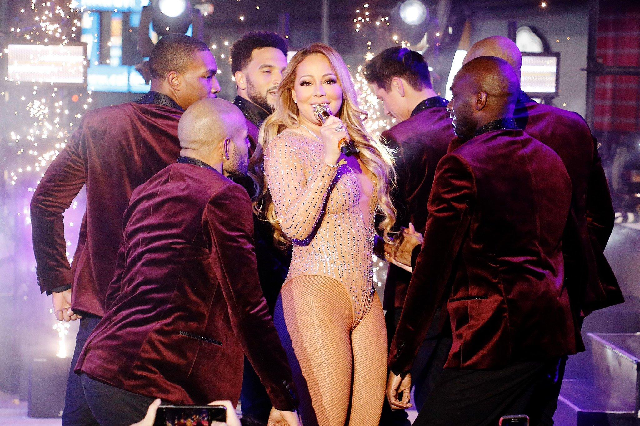 Happy Birthday to Mariah Carey, who turns 47 today!