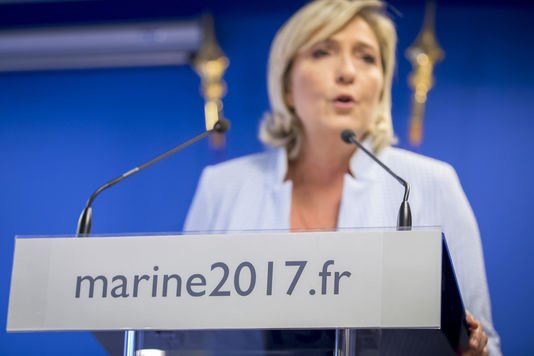 Troublant : malgré les sondages, 'l'élection de Le Pen est très possible', estime un chercheur du CNRS https://t.co/pqDC19l1Yg