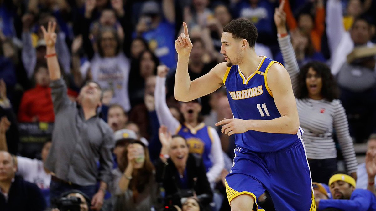 Klay Thompson has 31 points in Warriors win over Grizzlies: