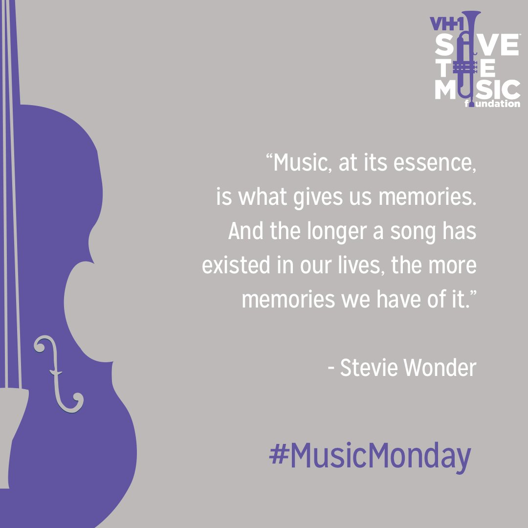 What song gives you fond memories? #MotivationalMonday #MusicMonday ht...