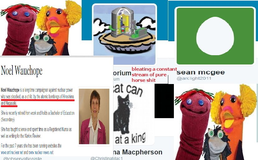 Dont be mislead by radiophobic nut Jobs &amp; ludicrous sock puppets  https:// youtu.be/2vr7QmbSZZ8  &nbsp;    #auspol #climate Yes! #uranium #thorium <br>http://pic.twitter.com/2D4HVd0ntC