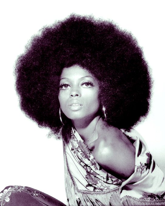 Slayage........before it had a name.  Happy Birthday to my 1st favorite, the BOSS---DIANA ROSS!!!