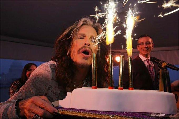"Happy Birthday Steven Tyler   \""Dream On\"""