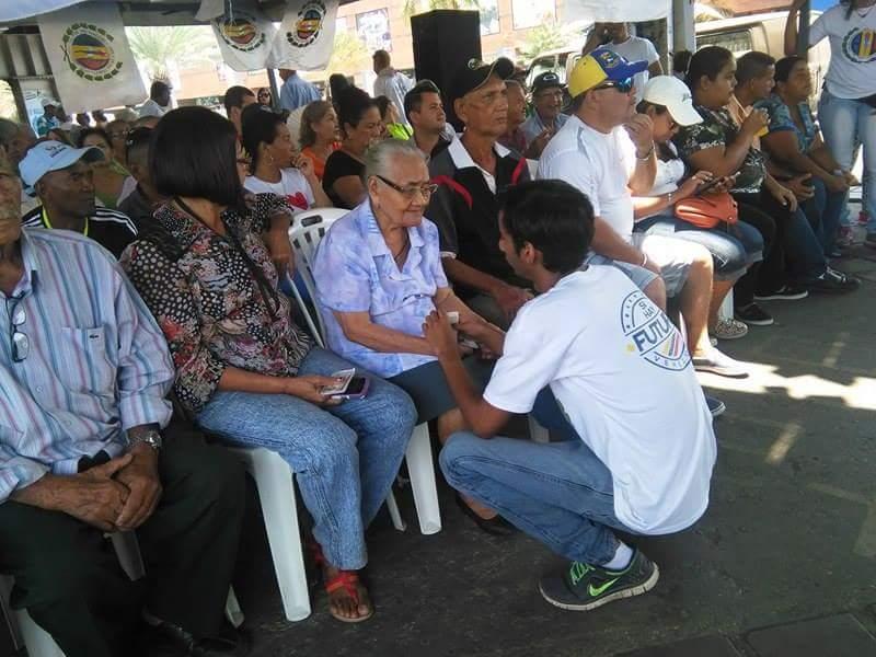 La @JAD_Venezuela siempre consecuente con las personas de quien aprend...