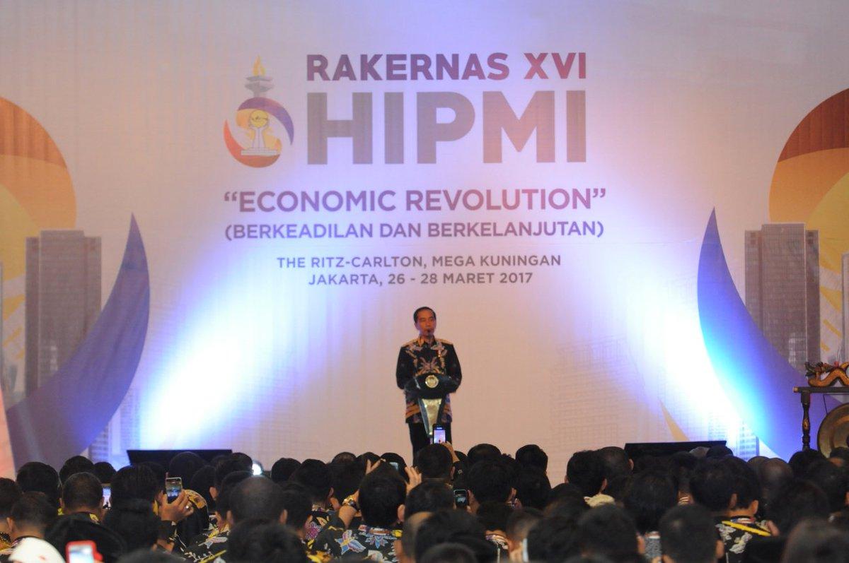 Ini Strategi Jokowi Menuju Indonesia Emas 2045