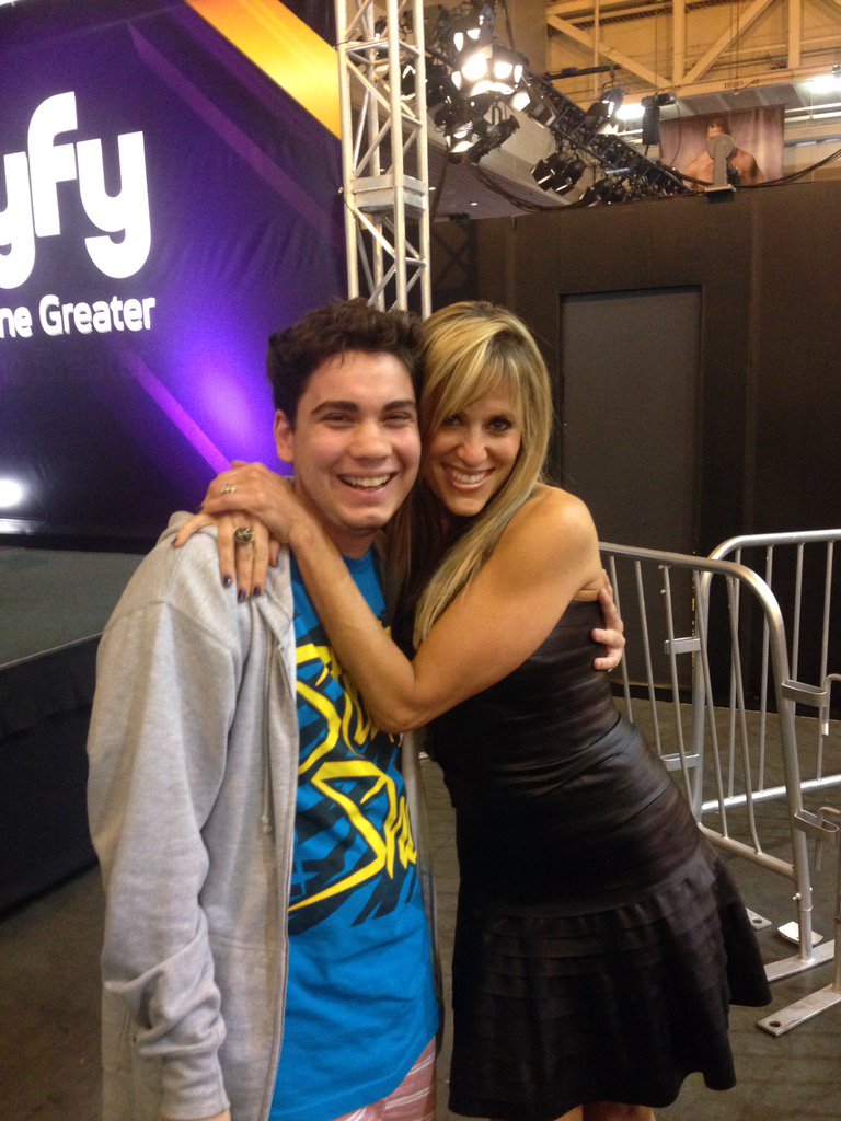 @LilianGarcia can't wait to see you at #Axxess Lilian! One of my all t...