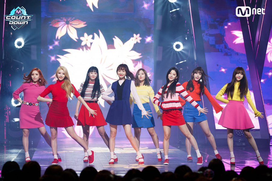[#MCOUNTDOWN] Ep.516|TOP10 of the week! #Lovelyz - #Wow ♪ World No.1 K...