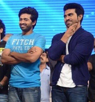 Happy Birthday to the dearest Ram Charan .. wishing you the best always n super successes ahead!!!!!