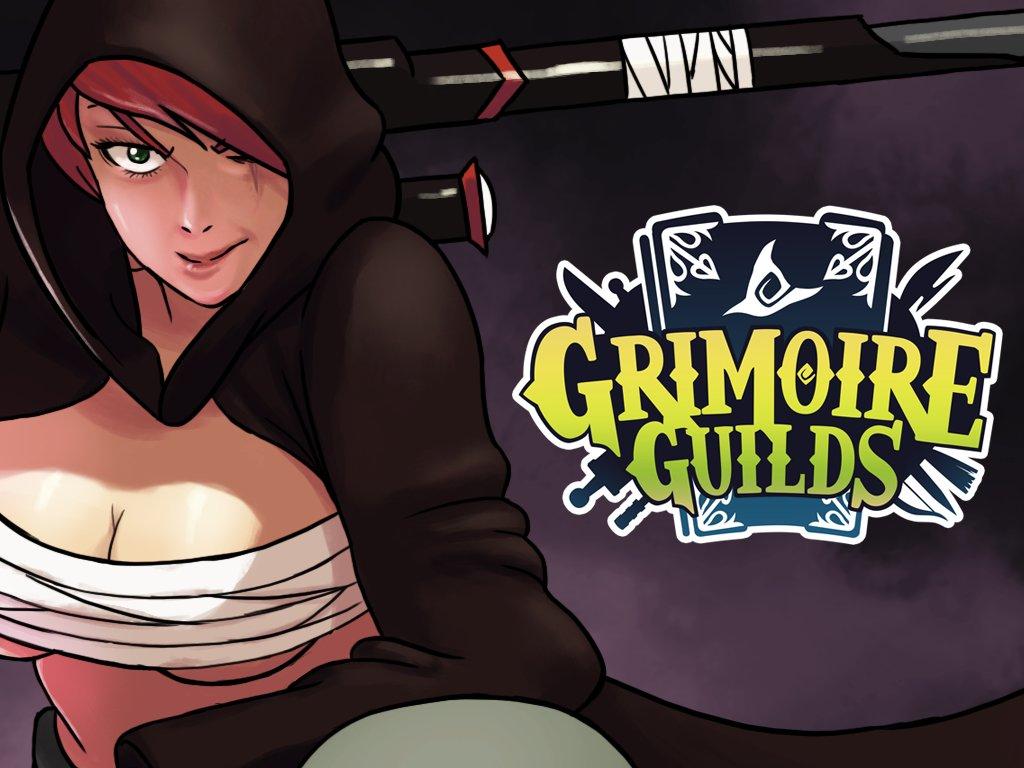 Grimoire Guilds  http:// bit.ly/2n7NYE9  &nbsp;   #gamedev #indiedev #gaming #indie <br>http://pic.twitter.com/lnm3InnkFy