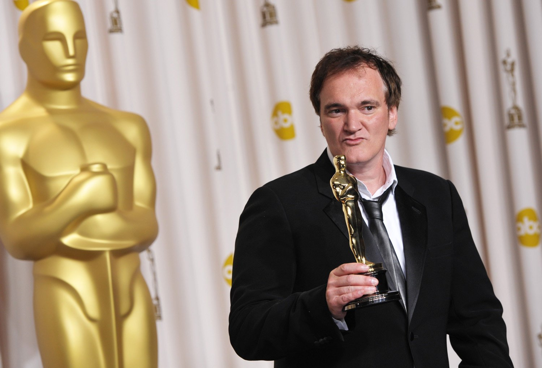 Happy Birthday to Quentin Tarantino, who turns 54 today!