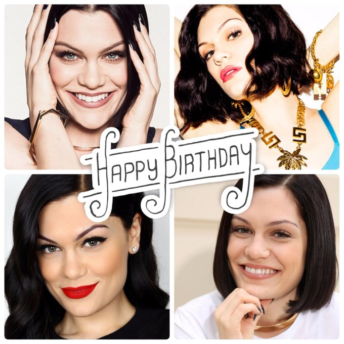 It\s Jessie J\s birthday today!! Help us wish her a Happy Birthday.