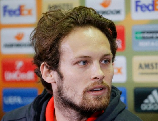Here's what Man United's Daley Blind had to say about his dad's sackin...