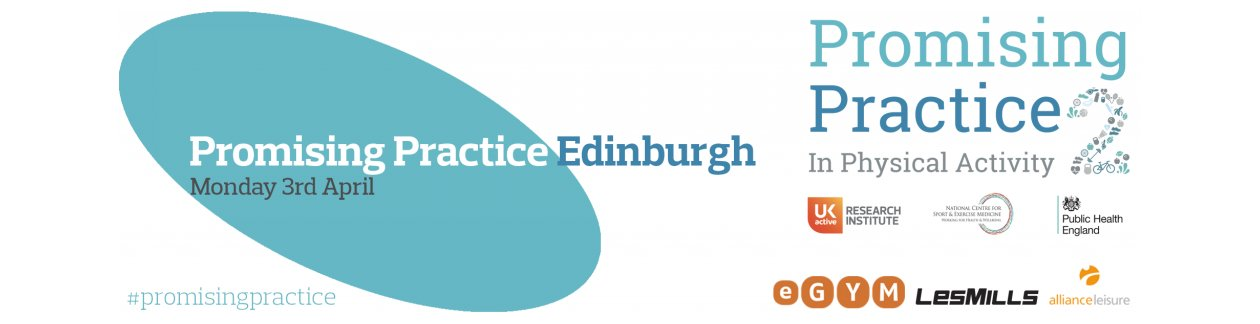 We're excited to be hosting the #PromisingPractice Roadshow with @_ukactive  on Mon 3rd April! Book to attend here: https://t.co/HlYH6Ecm44 https://t.co/IQnuIihqJS