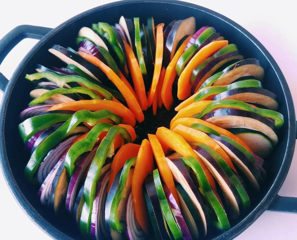 Ratatouille  #ratatouille #vegetables #organicfood #instafood #foodie #comidasana #hortali…  http:// ift.tt/2nEcMro  &nbsp;  <br>http://pic.twitter.com/EpXo3JDTrw