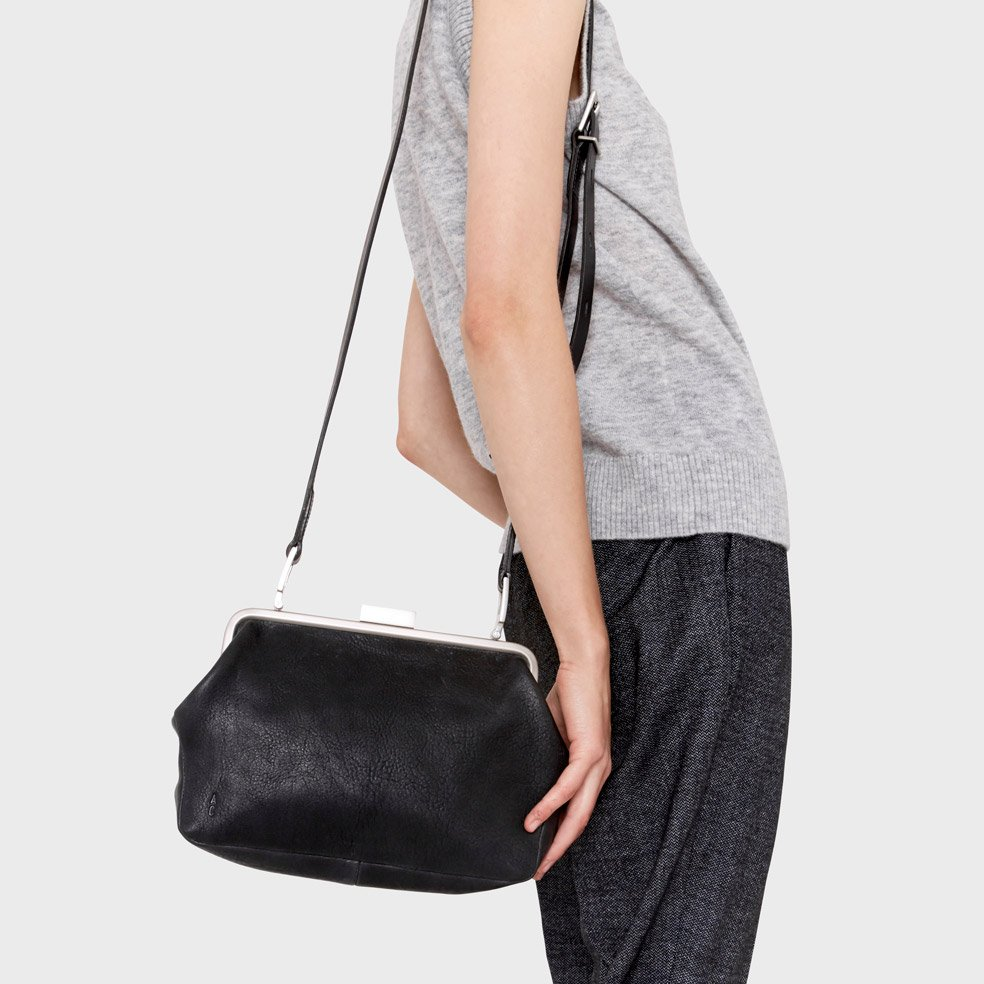 15fbda8f15 ... Shirley Calvert Leather Frame Bag. Have a good week!  http://www.allycapellino.co.uk/shirley-leather-crossbody-bag-in-black  …pic.twitter.com/tvFjYRf6sX