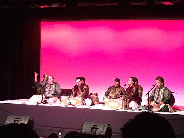 Pulse uplifted by #Rizwan-Muazzam #Qawwali  #Sufi @lutonculture @AsianArtsAgency @BarbicanCentre @THSHBirmingham https://t.co/jELPxluE9U https://t.co/yvBcILtuS8