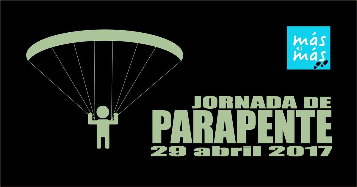 En Abril volvemos a volar!!! #parapente ¿te animas?  http://www. masesmas.com/event/parapent e-tandem-abril-2017/ &nbsp; … <br>http://pic.twitter.com/pH0NgtRhKW